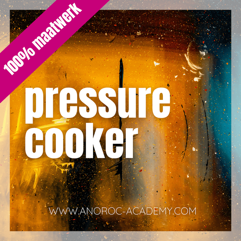 Pressure Cooker ANOROC academy
